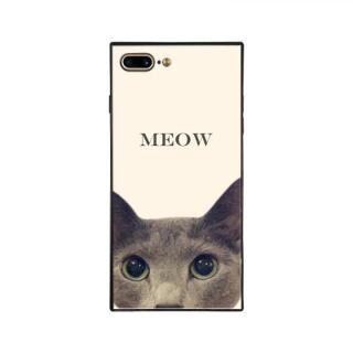 iPhone8 Plus/7 Plus ケース anniv.(アニバーサリー) スクエア型 背面ガラスケース UMI iPhone 8 Plus/7 Plus