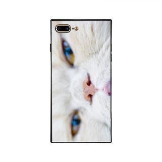 iPhone8 Plus/7 Plus ケース anniv.(アニバーサリー) スクエア型 背面ガラスケース PRETTY NOSE iPhone 8 Plus/7 Plus【3月下旬】