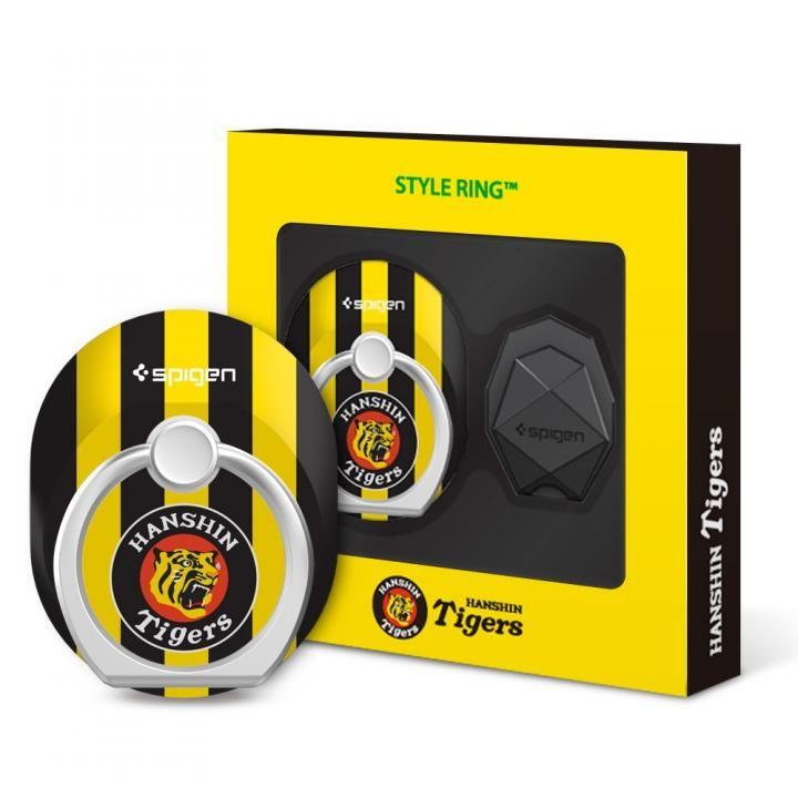 Spigen Style Ring スマホリング 落下防止 阪神タイガース_0