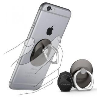 Spigen Style Ring スマホリング 落下防止 スペースグレイ