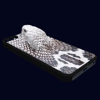 コブラ皮モンスターケース Vcoer Monster-Cobra オリジナル iPhone 5s/5ケース