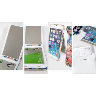 【iPhone6ケース】iCompact ディズニー 多機能ケース マイク iPhone 6_1