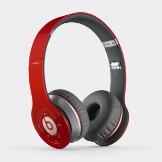 Beats Studio ワイヤレス Bluetooth ヘッドフォン レッド