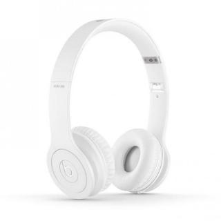 Solo HD オンイヤー・ヘッドフォン/マットホワイト