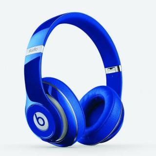 Beats Studio オーバーイヤーヘッドフォン - ブルー