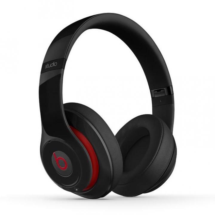 Beats Studio オーバーイヤーヘッドフォン - ブラック_0