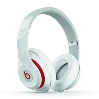 Beats Studio オーバーイヤーヘッドフォン - ホワイト