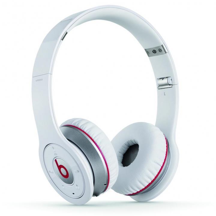 Beats ワイヤレス Bluetooth ヘッドフォン (ホワイト)