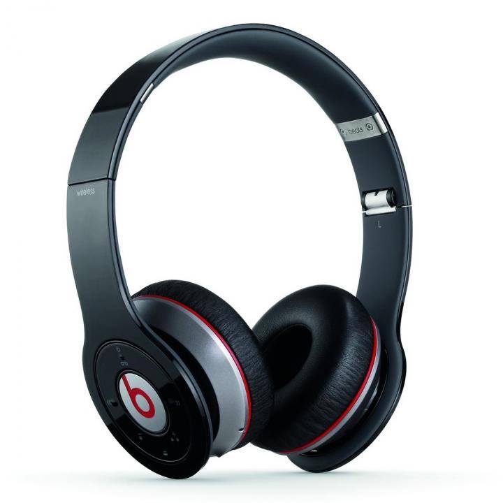 Beats Studio ワイヤレス Bluetooth ヘッドフォン ブラック_0