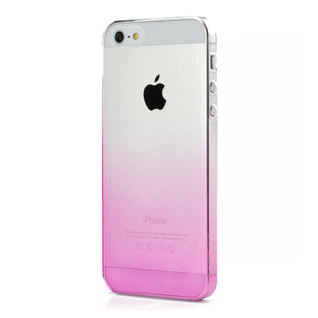 iPhone SE/5s/5 ケース 【iPhone SE/5s/5】GRAMAS Helium  PC Case 113P_0