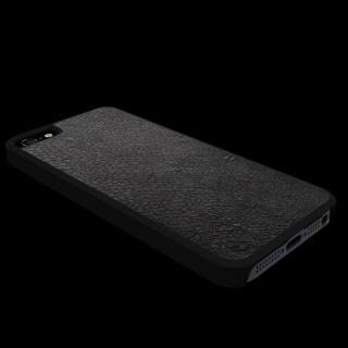 動物皮モンスターケース Vcoer Monster-Salmon ブラック iPhone 5s/5ケース