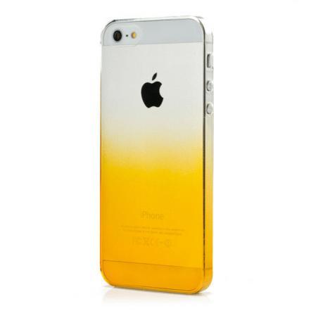【iPhone SE/5s/5】GRAMAS Helium  PC Case 113O