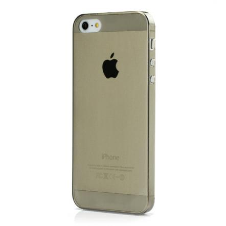 【iPhone SE/5s/5】GRAMAS Helium  PC Case 113M