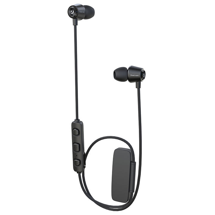 Bluetoothワイヤレスイヤフォン JOYOUS ブラック_0