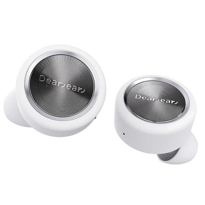 Bluetooth 完全ワイヤレスイヤフォン END EAR ホワイト_0