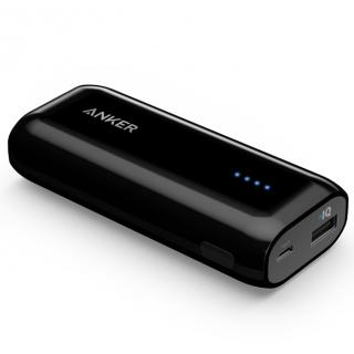 [新生活応援特価][5200mAh]Anker Astro E1 コンパクト モバイルバッテリー ブラック