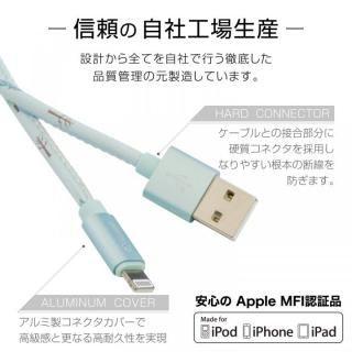 デザインプリント Lightningケーブル サイレントフォレスト_2