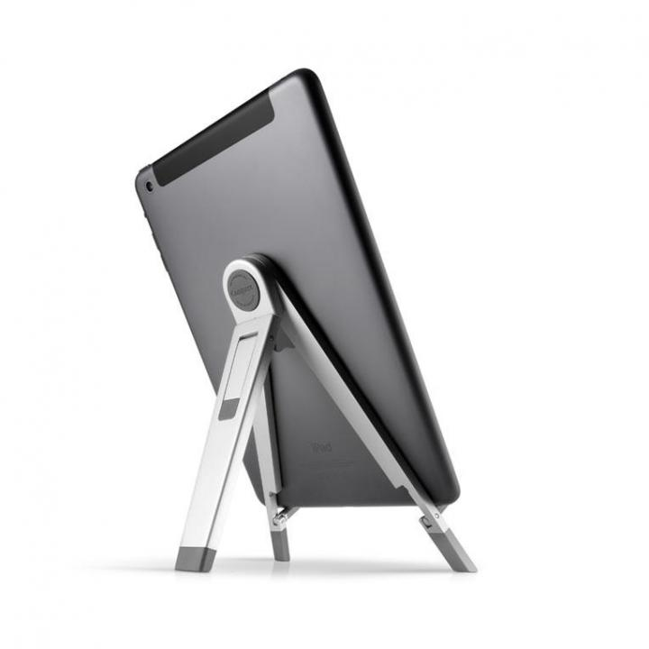 折りたたみ式多機能スタンド Twelve South Compass2 シルバー iPad_0