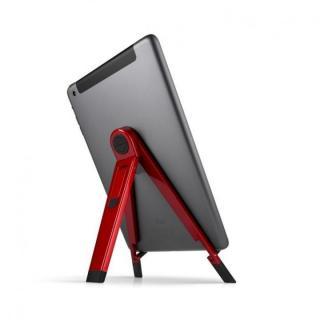折りたたみ式多機能スタンド Twelve South Compass2 レッド iPad