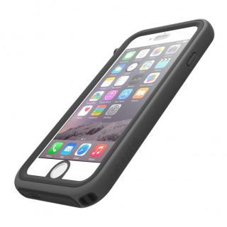 【iPhone6ケース】Catalyst(カタリスト) 完全防水ケース CT-WPIP144  ブラックオレンジ iPhone 6_1