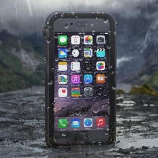 【iPhone6ケース】Catalyst(カタリスト) 完全防水ケース CT-WPIP144  ブラックオレンジ iPhone 6_5
