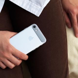 【iPhone7ケース】MYNUS リアバンパー ローズ iPhone 7_6