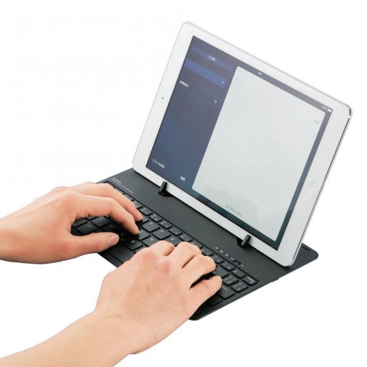 iPadAir用 5.2mm薄型ワイヤレスキーボードスタンドカバー
