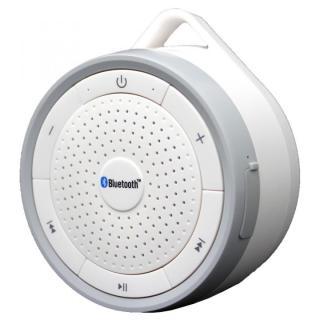 Bluetooth防水スピーカー グレー