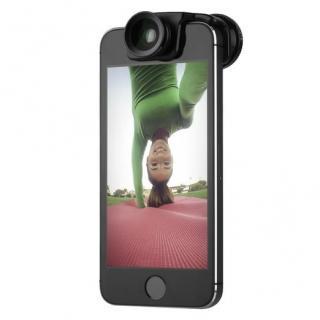 olloclip 3種類レンズ ブラック iPhone 5s/5_1