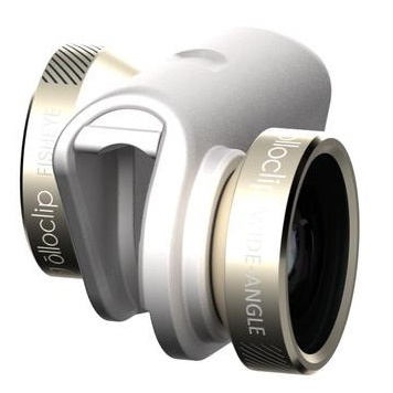 olloclip 4種類レンズ ホワイトゴールド iPhone 6/6 Plus_0