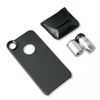 【iPhone SE/5s/5ケース】60倍顕微鏡付きケース  iPhone SE/5s/5_2