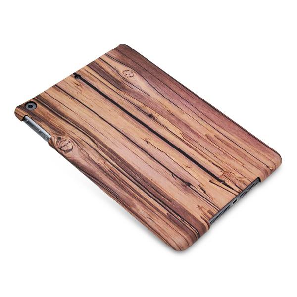 木目のような3D印刷ハードケース  iPad Air 木目