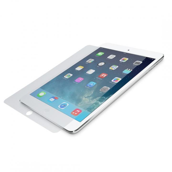 High Grade Glass 強化ガラス液晶保護フィルム  iPad mini/2/3