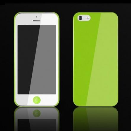 Zero 5(0.5mm)UltraThin Color  iPhone 5 Green