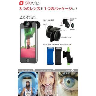 olloclip 3種類レンズ ブラック iPhone 5s/5_2