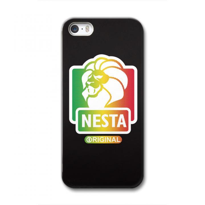 iPhone SE/5s/5 ケース CollaBorn iPhone SE/5s/5用ブランドコラボケース NESTA_01_0
