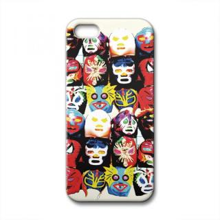 CollaBorn Lucha Mask iPhone SE/5s/5ケース