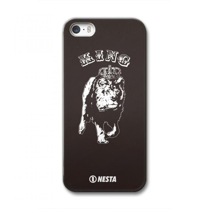 iPhone SE/5s/5 ケース CollaBorn iPhone SE/5s/5用ブランドコラボケース NESTA_20_0