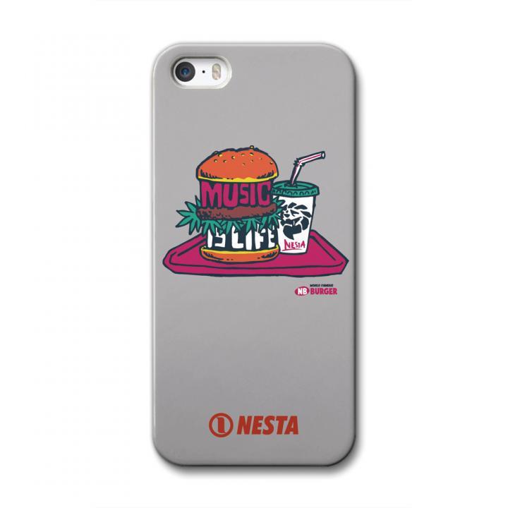 iPhone SE/5s/5 ケース CollaBorn iPhone SE/5s/5用ブランドコラボケース NESTA_08_0