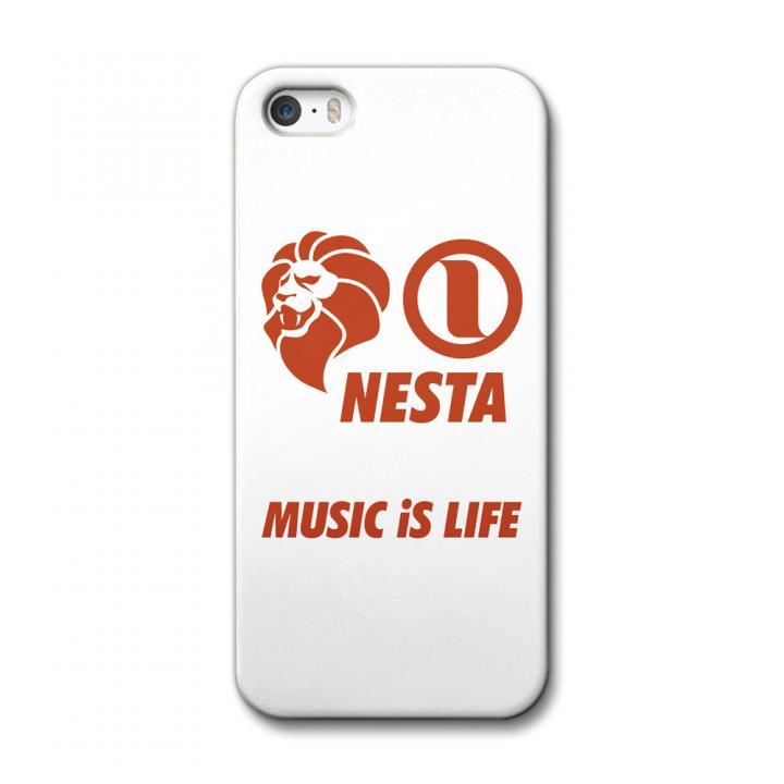 iPhone SE/5s/5 ケース CollaBorn iPhone SE/5s/5用ブランドコラボケース NESTA_03_0