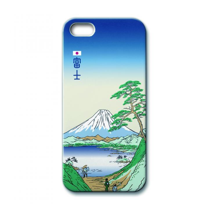 iPhone SE/5s/5 ケース CollaBorn Fujiyama iPhone SE/5s/5ケース_0