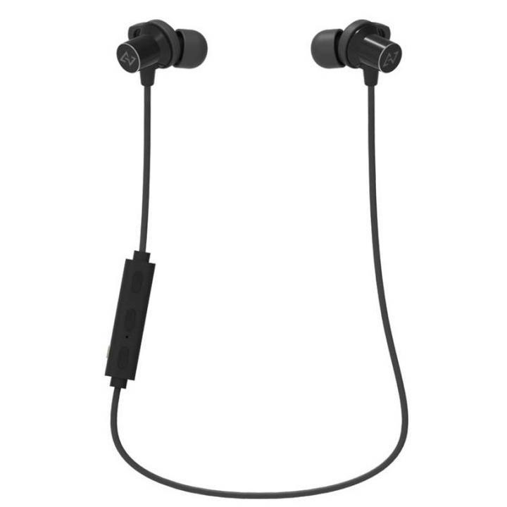 AVIOT Bluetoothイヤホン ブラック