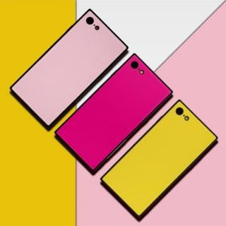 【iPhone8/7ケース】EYLE TILE iPhoneケース ベビーピンク iPhone 8/7_4