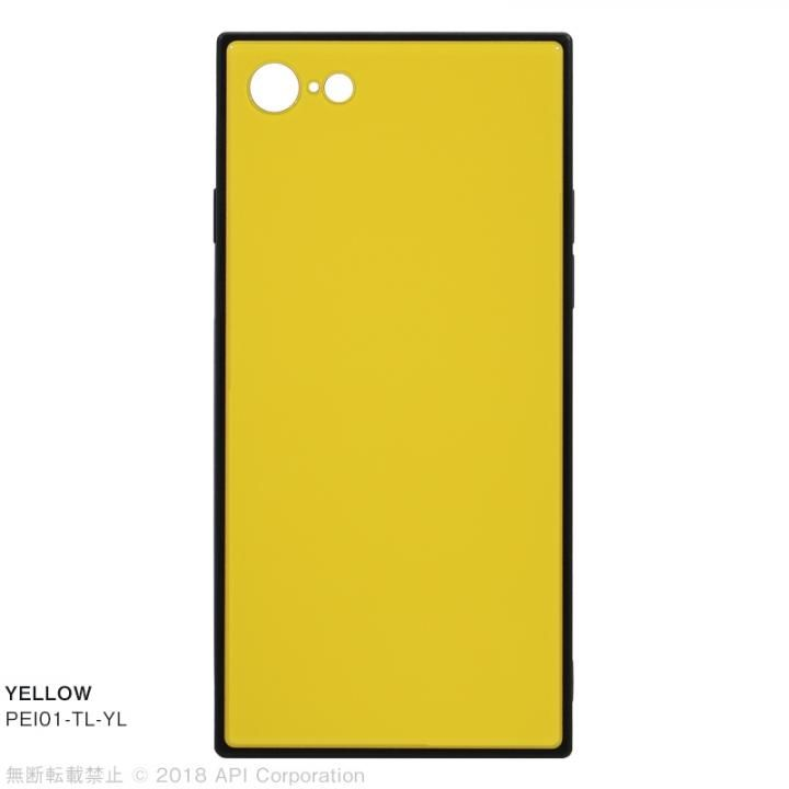 iPhone8/7 ケース EYLE TILE iPhoneケース イエロー iPhone SE 第2世代/8/7_0