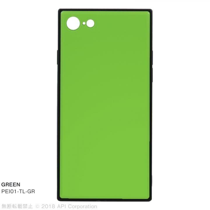 iPhone8/7 ケース EYLE TILE iPhoneケース グリーン iPhone SE 第2世代/8/7_0