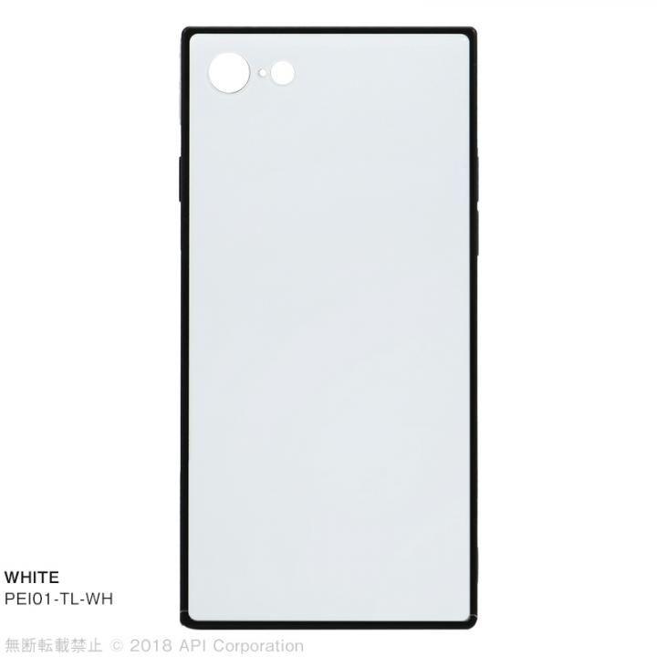iPhone8/7 ケース EYLE TILE iPhoneケース ホワイト iPhone SE 第2世代/8/7_0