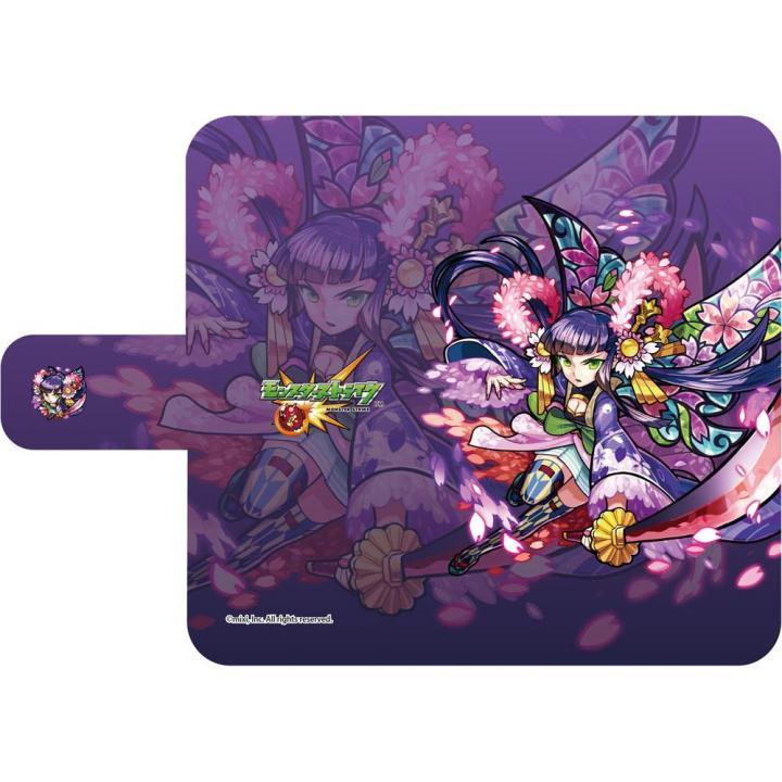 iPhone6s/6 ケース モンスターストライク 手帳型ケース 桜 iPhone 6s/6_0