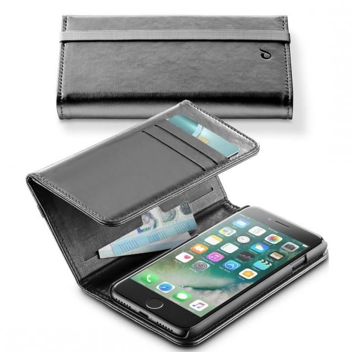 iPhone8/7 ケース Cellularline 手帳型財布ケース Wallet  iPhone7_0