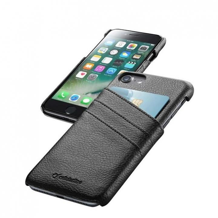 iPhone8/7 ケース Cellularline カード収納型ケース Smart pocket iPhone 8/7_0