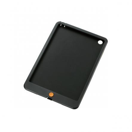 iスムースシリコンケース ブラック  iPad mini/2/3ケース